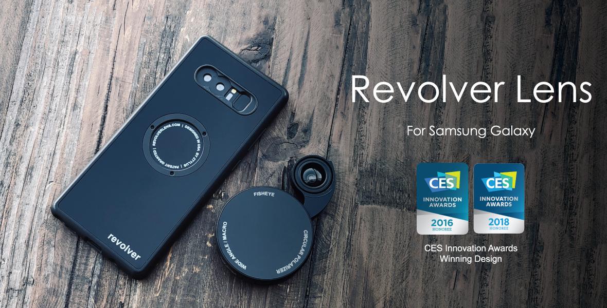 Ztylus Revolver Lens Kit