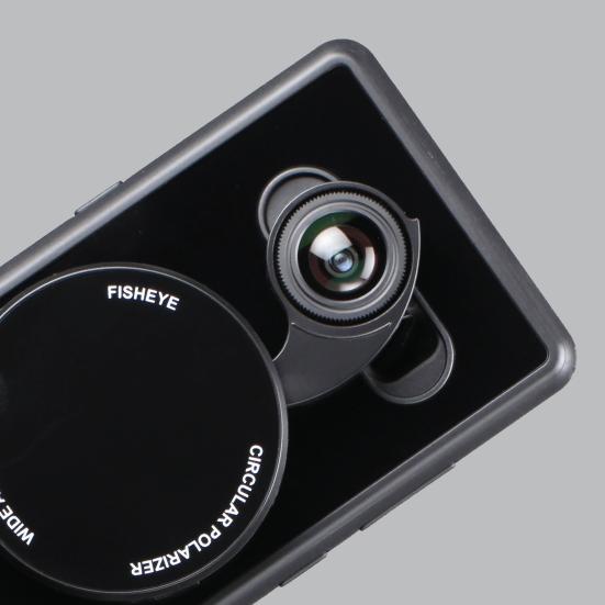 Ztylus Revolver Lens Kit - Samsung Galaxy